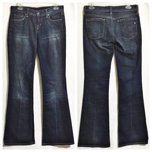 Citizens of Humanity Sz 26 Ingrid Flare Jeans